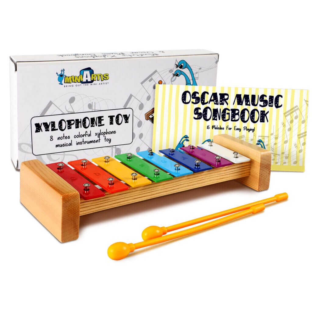 MiniArtis Xylophone for Kids